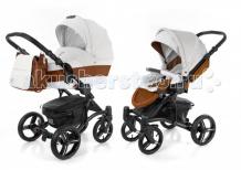 Купить коляска esspero tour leatherette 2 в 1 шасси black 7031127027