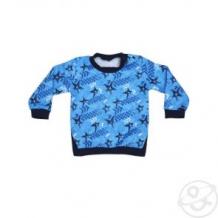 Купить джемпер babyglory капитоша, цвет: синий ( id 11457538 )