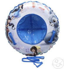 Купить тюбинг disney надувные сани феи (85 см) ( id 7195039 )