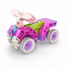 Купить конструктор engino inventor girls набор из 10 моделей 234 элемента ig10