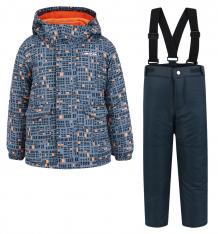 Купить комплект куртка/брюки ma-zi-ma by premont оранжевый юпитер, цвет: серый ( id 6638851 )