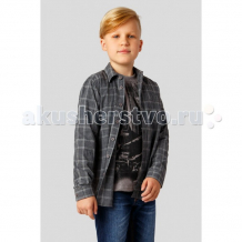 Купить finn flare kids верхняя сорочка для мальчика ka18-81026 ka18-81026