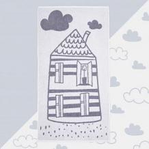 """Купить полотенце махровое \""""домик\"""" 70х130 см ( id 12711442 )"""