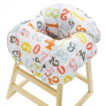 Купить infantino накидка на сиденья облако цифр 204-484