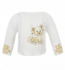 Распашонка Три медведя Happy animals, цвет: бежевый ( ID 5039659 )
