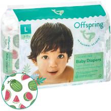 Купить подгузники offspring арбузы 9-13 кг, 36 шт ( id 17462129 )