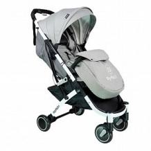 Купить прогулочная коляска farfello d100, цвет: серый ( id 11456692 )