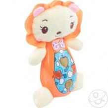 Купить развивающая игрушка zhorya зверята с колыбельными мелодиями лев ( id 9864231 )