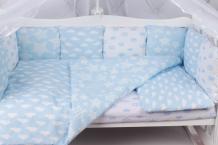 Купить бортик в кроватку amarobaby воздушный 12 подушек борт воздушный