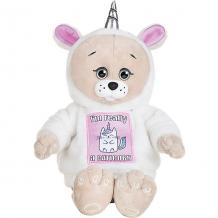 Купить мягкая игрушка колбаскин&мышель мышель в меховом худи 20 см ( id 13064529 )