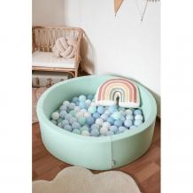 Купить anlipool сухой бассейн с комплектом шаров №69 mint freshness anpool1800155