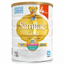 Купить similac молочная смесь 4 gold с 18 мес. 900 г 20031566