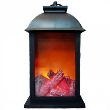 Купить светильник artstyle декоративный светодиодный светильник-фонарь с эффектом пламени камина tl-957b