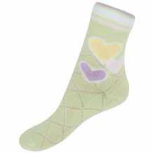 Купить носки akos, цвет: салатовый ( id 10466828 )