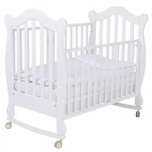 Купить детская кроватка papaloni качалка favola 120х60