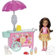 Купить кукла barbie челси и набор мебели 30 см ( id 8416387 )