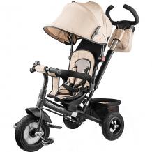 Купить трехколесный велосипед small rider discoverylight, бежевый ( id 11450475 )