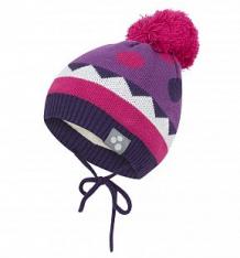 Шапка Huppa, цвет: фиолетовый ( ID 3355970 )