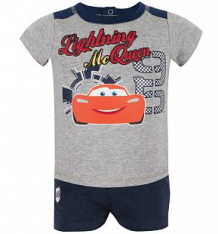 Комплект футболка/шорты Sun City 80891, цвет: серый ( ID 2693726 )