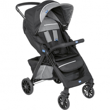 Купить коляска chicco kwik.one top stroller jet black 7534375