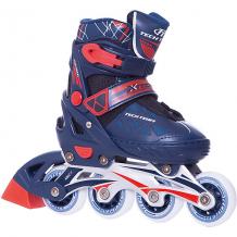 Купить роликовые коньки x-tech, синие 8340681