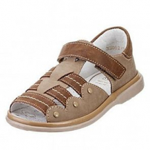 Купить сандалии топ-топ, цвет: бежевый ( id 11862544 )