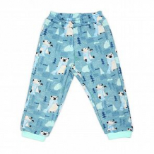 Купить брюки babyglory капитоша, цвет: бирюзовый ( id 11457406 )