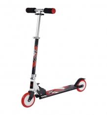 Купить скутер x-match wow animals, цвет: красный/серый 641100