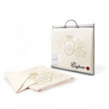 Купить постельное белье esspero crown (3 предмета) rv5145430-108067824