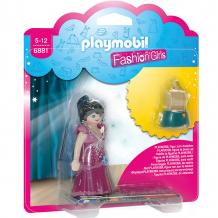 Купить конструктор playmobil модный бутик: вечеринка модной девушки 6881pm