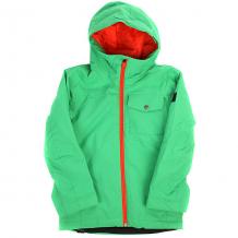 Купить куртка утепленная детская quiksilver miss sol you kelly green зеленый ( id 1185327 )