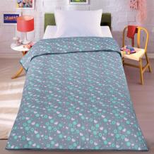 Купить плед letto покрывало-одеяло фантазия 140х200 см