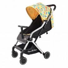 Купить прогулочная коляска farfello familidoo air301lr, цвет: желтый ( id 11456602 )