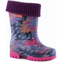 Резиновые сапоги со съемным носком Demar Twister Lux Print ( ID 4576096 )