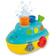Купить игрушка для ванны winfun музыкальная лодка ( id 14414532 )
