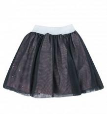 Купить юбка crockid рок-музыка, цвет: серый/розовый ( id 10103886 )