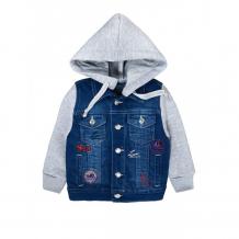 Купить мамуляндия куртка джинсовая для мальчика 12040 12040