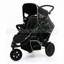Купить hauck коляска для двойни freerider sh-12 513026/513019/513040