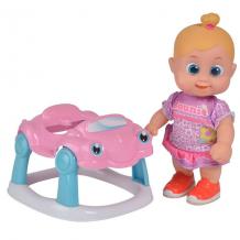 Купить bouncin' babies 803001 кукла бони с машиной, 16 см
