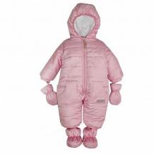 Купить комбинезон даримир малышок, цвет: розовый/белый ( id 11073668 )