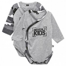 Купить комплект beverly kids, цвет: серый ( id 11988466 )