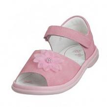 Купить сандалии топ-топ, цвет: розовый ( id 11219972 )