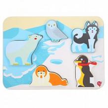 Купить рамка-вкладыш lucy&leo «полярные животные» ( id 11502784 )