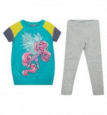 Комплект платье/брюки Pelican, цвет: голубой ( ID 2689997 )
