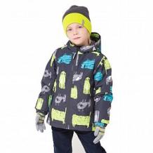 Купить куртка crockid, цвет: серый ( id 12688792 )
