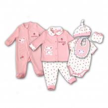 Купить nannette комплект для девочки 7 предметов 14-2883 14-2883