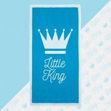"""Купить полотенце махровое \""""little king\"""" 70х130 см ( id 12711382 )"""