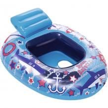 Купить лодочка для плавания bestway, синяя ( id 10878169 )