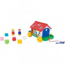 Игровой домик Полесье (красная крыша) ( ID 2529218 )