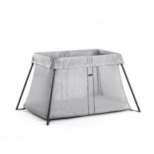 Купить складной манеж-кровать babybjörn, цвет: серый babybjorn 996813091